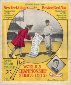 1912WorldSeries