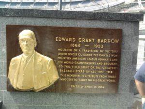 Ed_Barrow_plaque