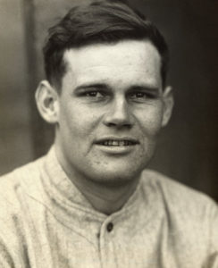 """21 Dec 1926, New York, New York, USA --- Ty Cobb, Tris Speaker, Joe Wood and Dutch Leonard, four of the best known players in baseball, were named by Commissioner K.M. Landis in making a new scandal in the national pastime. These four men, according to a statement Landis issued were involved in a deal wherein Cleveland was to """"throw"""" a game to Detroit, Sept. 25, 1919. By so doing it was pointed out, Cleveland could not be nosed out of second place in the American League and it would help Detroit to finish third. Ty Cobb, manager of the Detroit team, related that Dutch Leonard, pitcher, had made wager with Joe Wood, Cleveland pitcher, that Detroit would win against the Clevelands. Tris Speaker, manager of the Clevelands denies any knowledge of bet. Cobb and Speaker, recently resigned from """"baseballdom."""" Herbert B. """"Dutch"""" Leonard, pitcher of the Detroit Tigers, implicated in the baseball expose. --- Image by © Underwood & Underwood/CORBIS"""